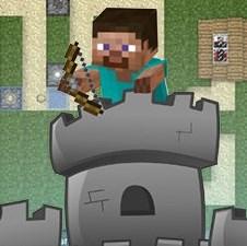 Jogos Minecraft Tower Defense 2