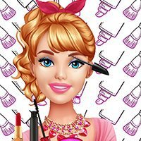 Barbie Beauty Tutorials Make Up