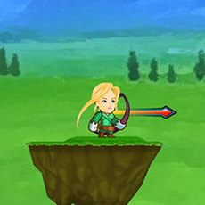 crazy archer