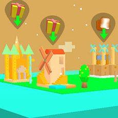 Polygon Village | Jogos 3D