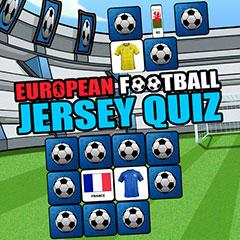 European Football Jersey Quiz