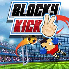 Blocky Kick