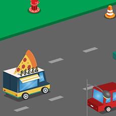 Food Rush Traffic