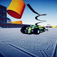 Formula Car Stunts