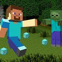 Minecraft Hidden Diamond Blocks