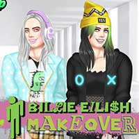 Billie Eilish Makeover