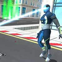 Iron Superhero
