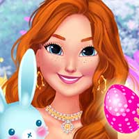 Magic of Easter Princess Makeover