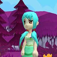 Princess Run: Temple and Ice | jogos de meninas